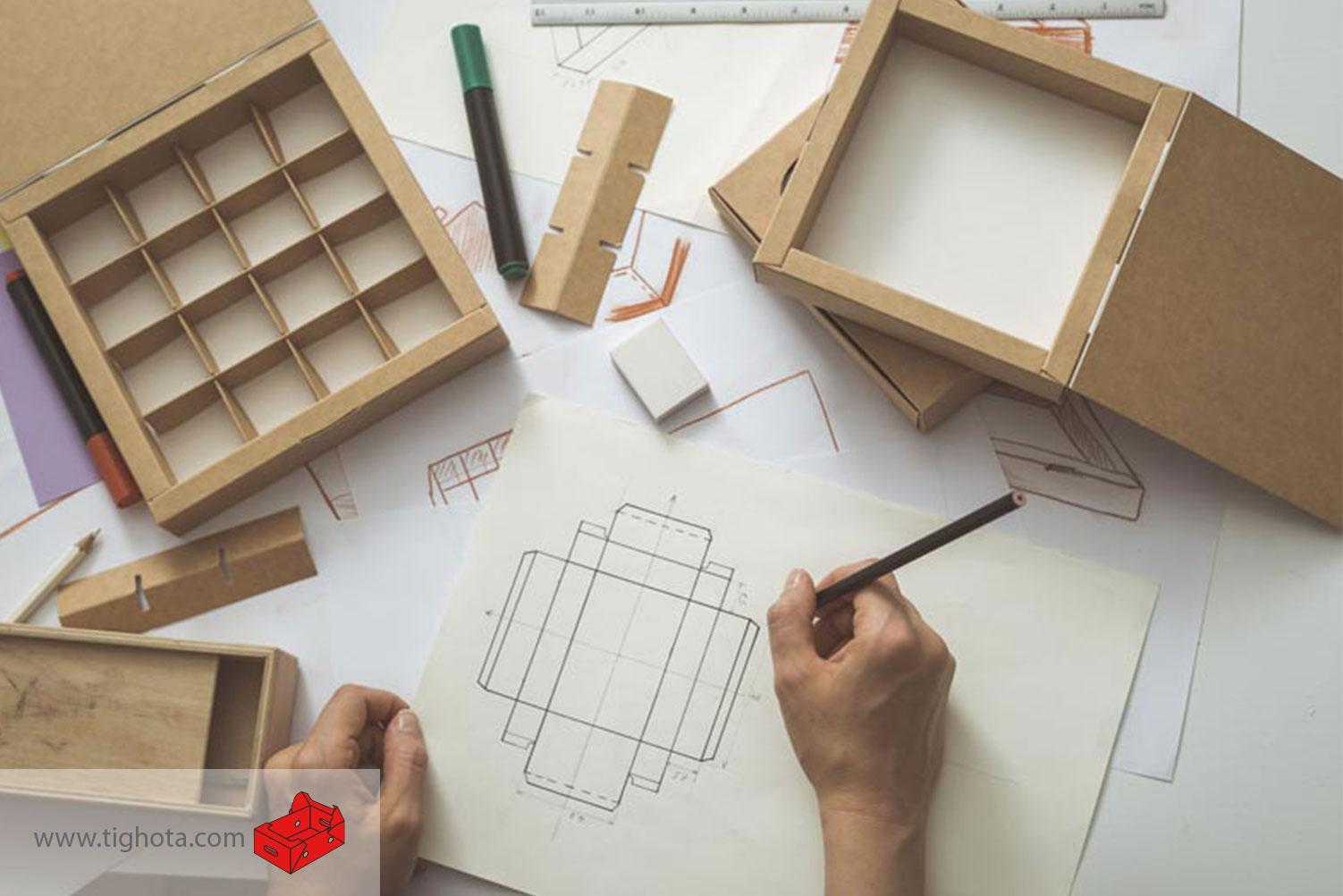 مطالعه موردی در مورد ساختن پروتوتایپ بسته بندی